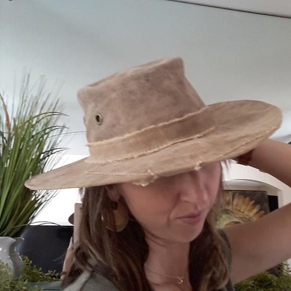 8c36b6a1 Accessories   Canvas Safari Hat   Poshmark